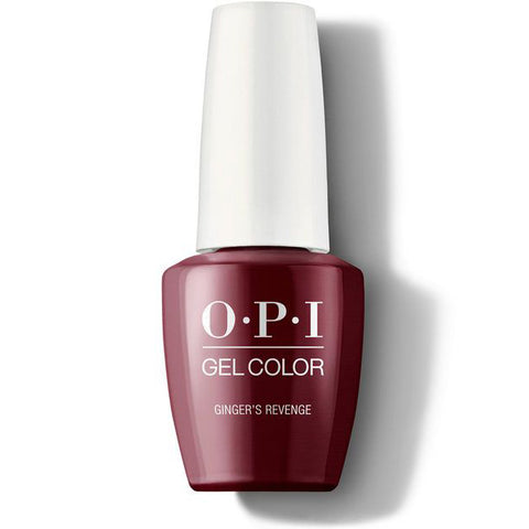 OPI Gel Color - Ginger's Revenge