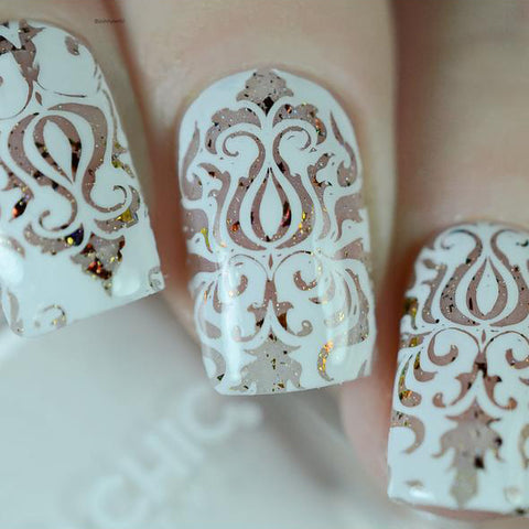 UberChic Beauty - Damask & Baroque