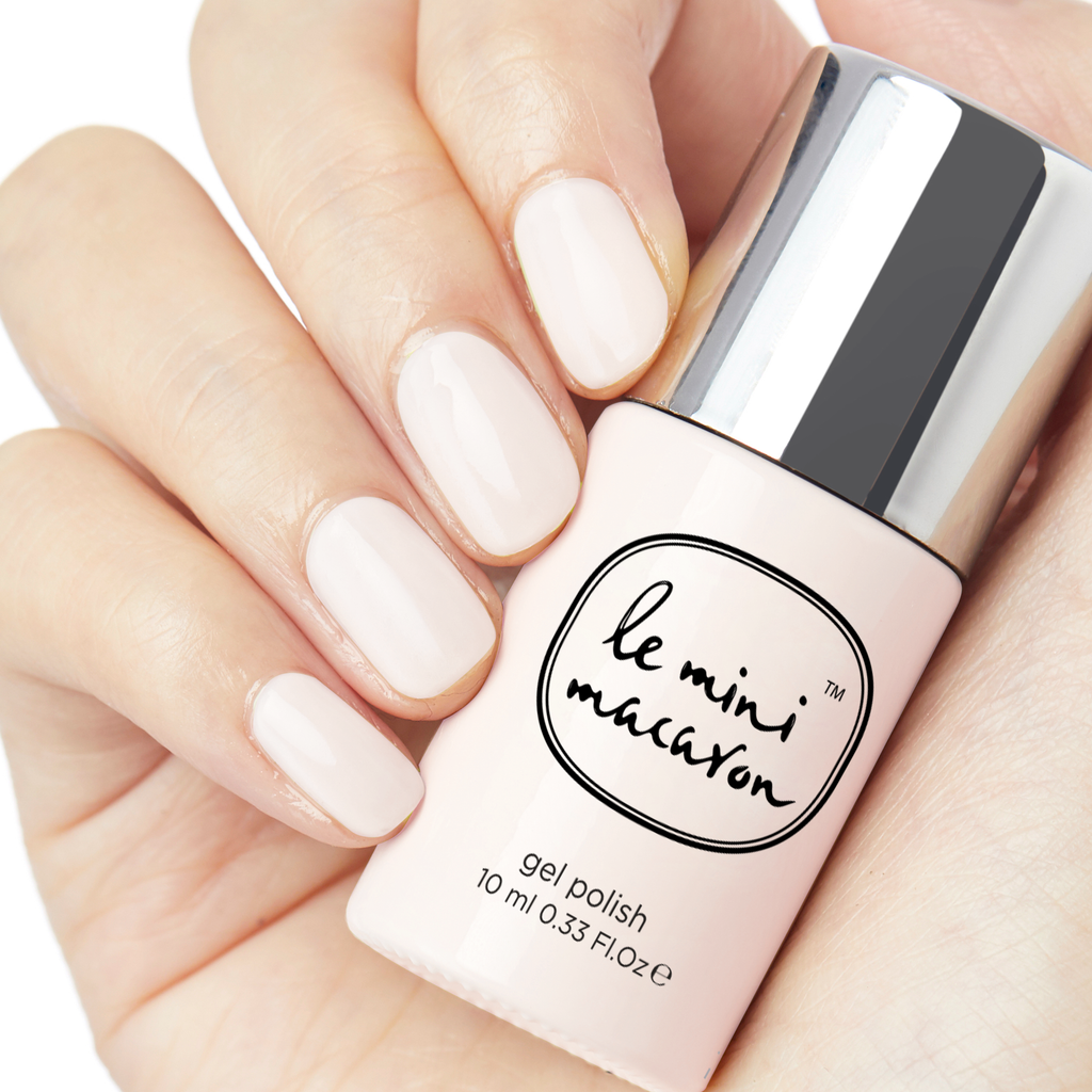 Le Mini Macaron - Coconut Yogurt Gel Polish