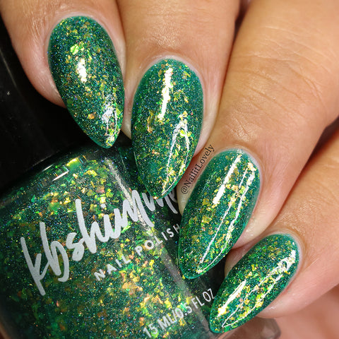 KBShimmer - How's It Growing