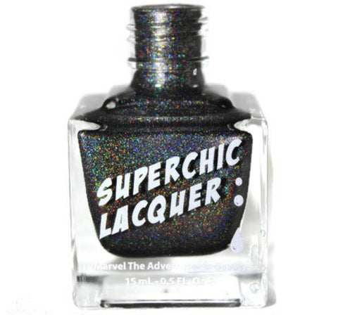 SuperChic Lacquer - Ice Dagger