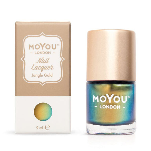 MoYou-London - Jungle Gold