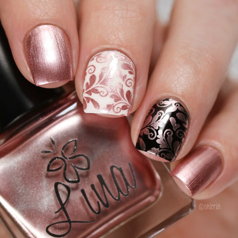 Lina Nail Art Supplies - Into The Wild Stamping Polish