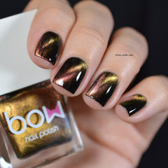 Bow Nail Polish - Meteorite (Magnetic)