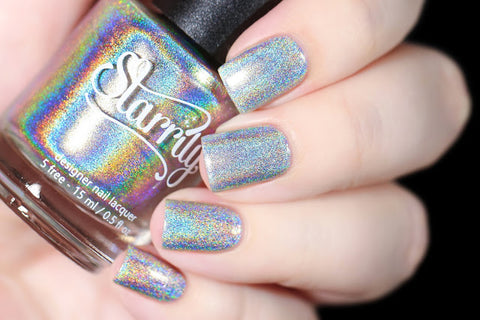 Starrily Magic Rainbow Whats Up Nails