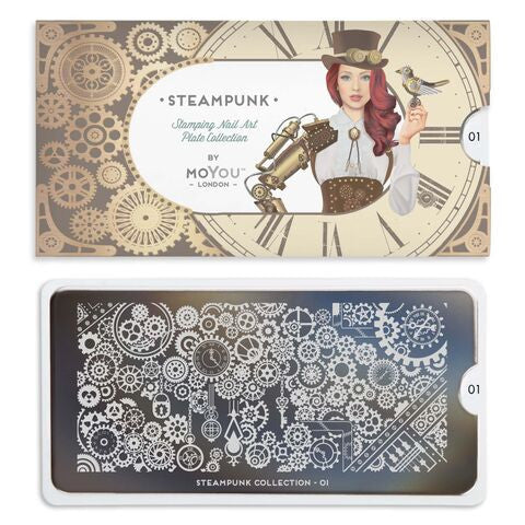 MoYou-London - Steampunk 01