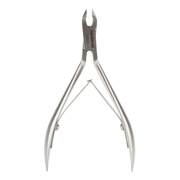 Tweezerman - Rockhard Cuticle Nipper 1/4 Jaw