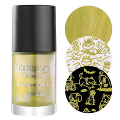 Maniology - Ghoulish Stamping Polish
