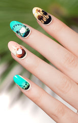 NCLA - Why Didn't He Like My Pic Yet? Nail Wraps