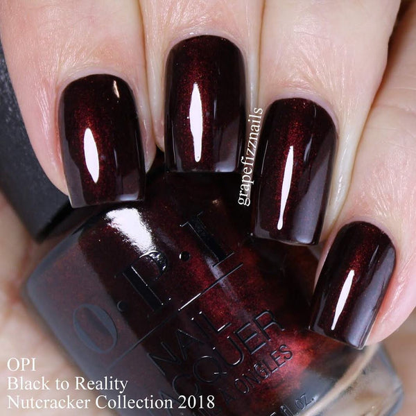 OPI - Black to Reality