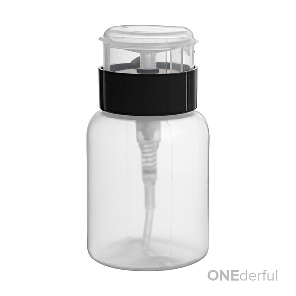 ONEderful - One Touch Pump Dispenser Bottle with Locking Lid