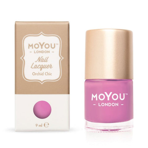 MoYou-London - Orchid Chic Stamping Polish