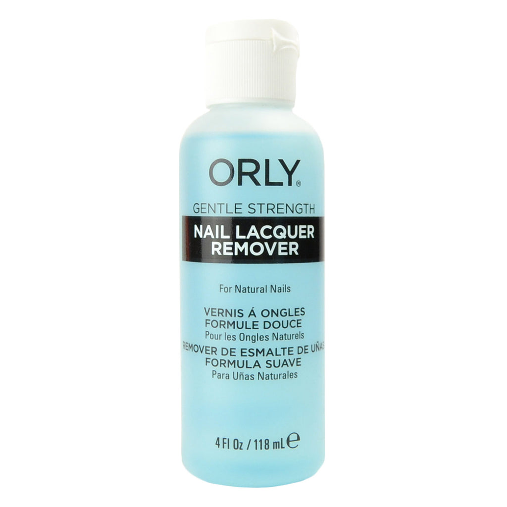 Orly - Gentle Strength Nail Lacquer Remover (4oz)