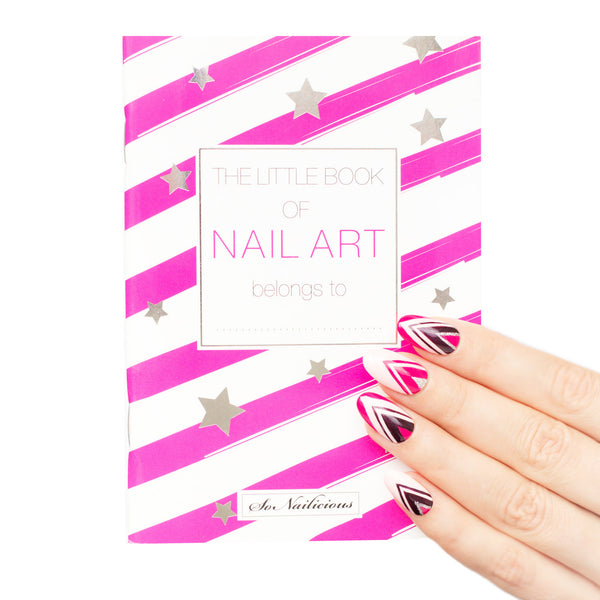 SoNailicious Boutique - The Little Book of Nail Art - Oval Nails