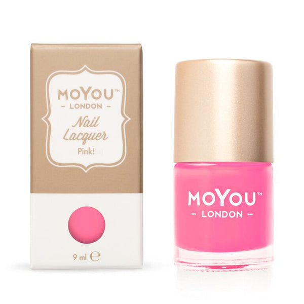 MoYou-London - Pink!
