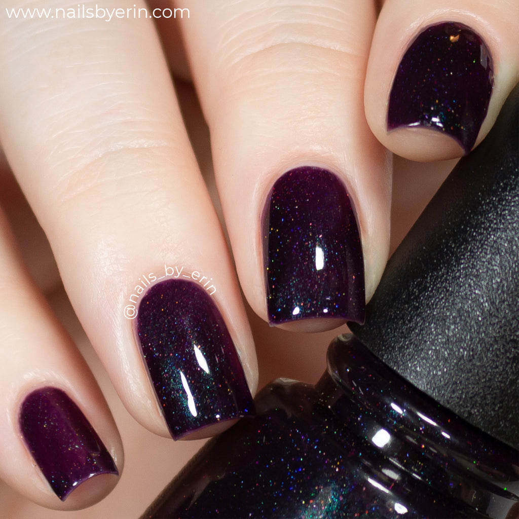 China Glaze - Private Side-Eye