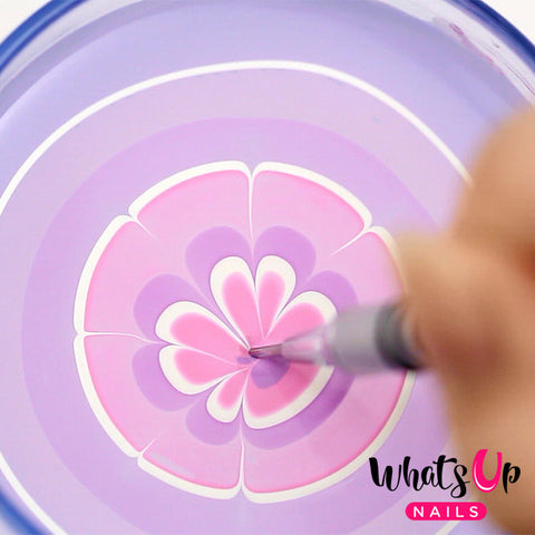 Whats Up Nails - Pure Color #7 Watermarble Tool