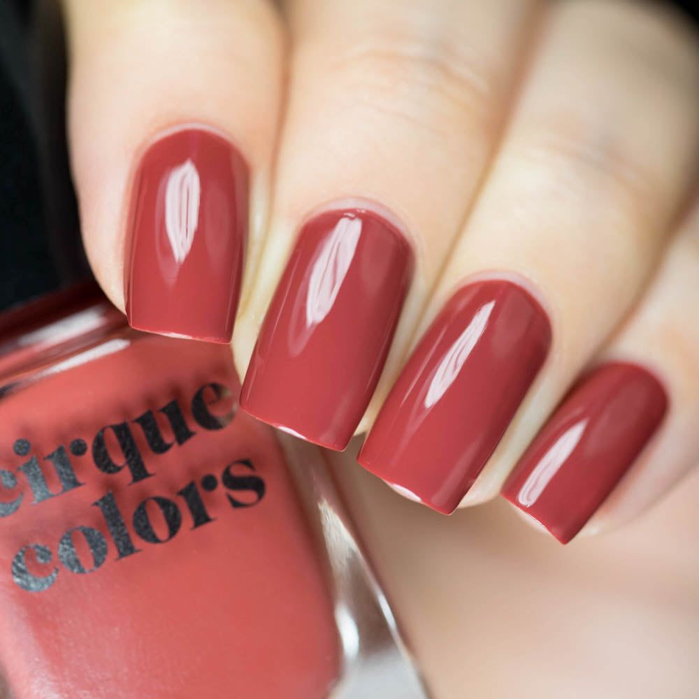 Cirque Colors - Red Hook | Whats Up Nails