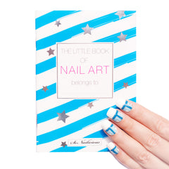 SoNailicious Boutique - The Little Book of Nail Art - Square Nails