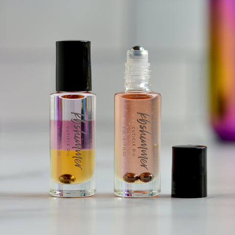 KBShimmer - Tri-Level Cuticle Oil - Barely There