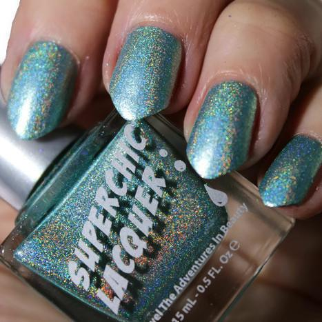 SuperChic Lacquer - Vapor High