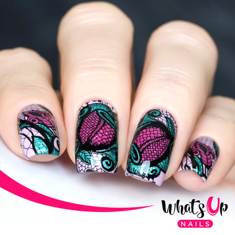Whats Up Nails - A002 Classy and Sassy