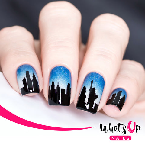 Whats Up Nails - A004 Sin City Life