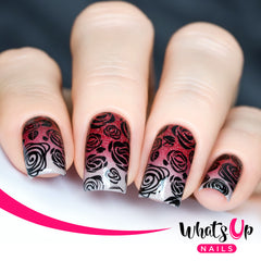Whats Up Nails - A005 Floral Paradise