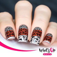 Whats Up Nails - A006 Walk on the Wild Side