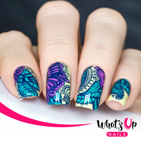 Whats Up Nails - A010 A Henna Entrancement
