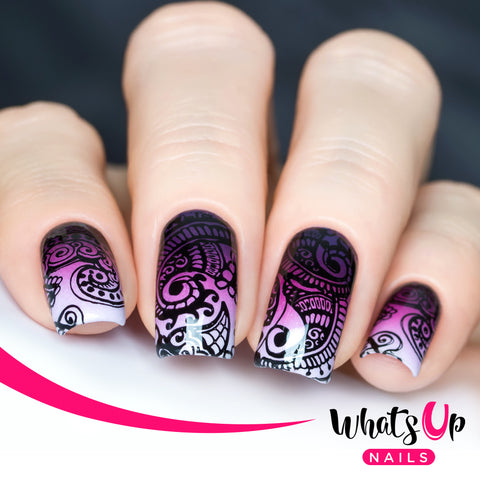 Whats Up Nails - A010 Henna Entrancement