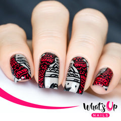 Whats Up Nails - A016 Feelin' Southwestern