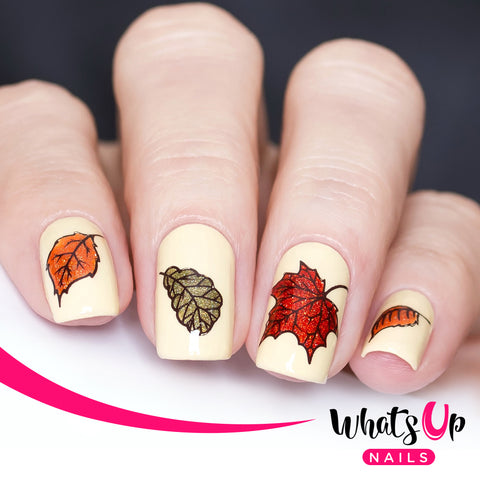Fall And Autumn Nails Whats Up Nails