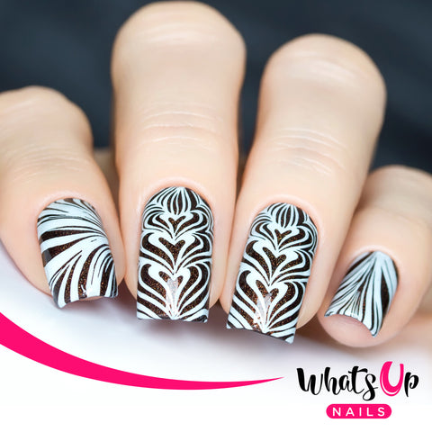 Nail polish and nail art tools whats up nails whats up nails b002 water marble to perfection prinsesfo Gallery