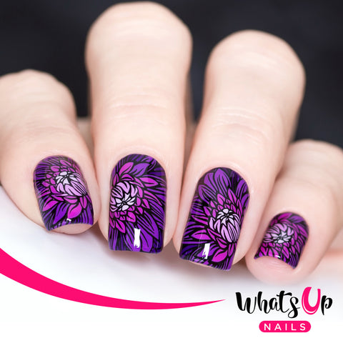 Whats Up Nails - B005 Nature's Beauty Garden