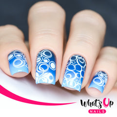 Whats Up Nails - B015 Geo-Radical