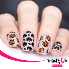 Whats Up Nails - B021 Autumn Tales