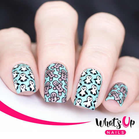 Whats Up Nails - B022 Winter Time