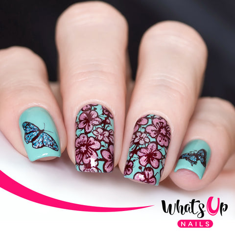Whats Up Nails - B028 Tropical Escape