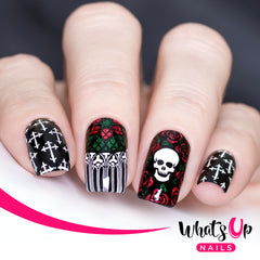 Whats Up Nails - B031 Gothic Affection
