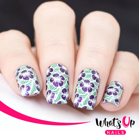 Whats Up Nails - B037 Growing Beauty