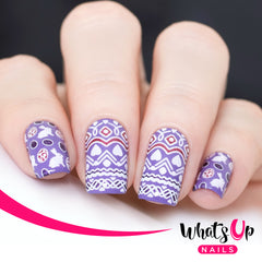 Whats Up Nails - B045 Sprung On Spring