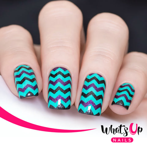 Whats Up Nails - B048 Simple Shapes