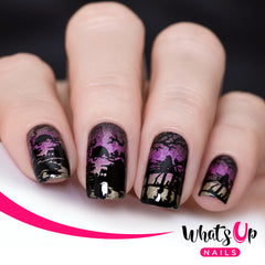 Whats Up Nails - B051 I Just Want Sushi