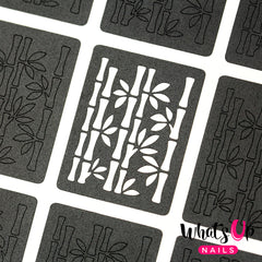 Whats Up Nails - Bamboo Stencils