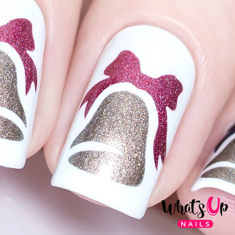 Whats Up Nails - Bell Stencils
