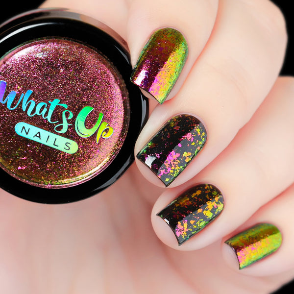 Whats Up Nails - Blossom Flakies