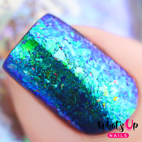 Whats Up Nails - Breeze Flakies (Discontinued)