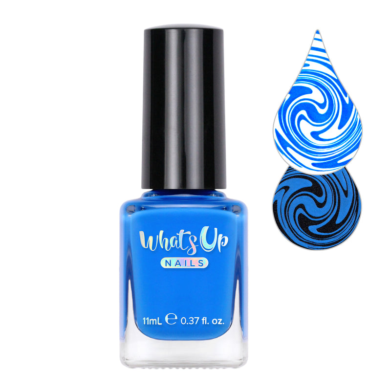 Whats Up Nails - Cloud Canvas Stamping Polish