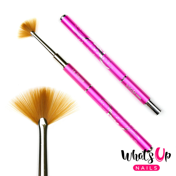 Whats Up Nails - Dance #14 Fan Brush